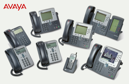 Avaya Telephone System Installation In Dubai