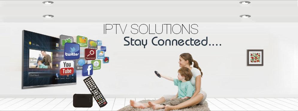 IPTV - DOS TECHNOLOGIES - DUBAI